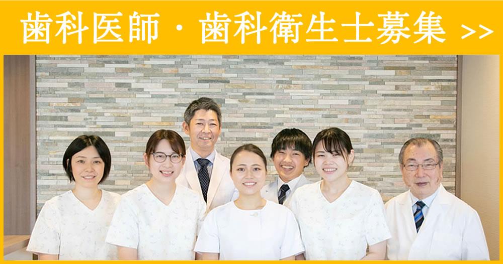 歯科医師・歯科衛生士の求人